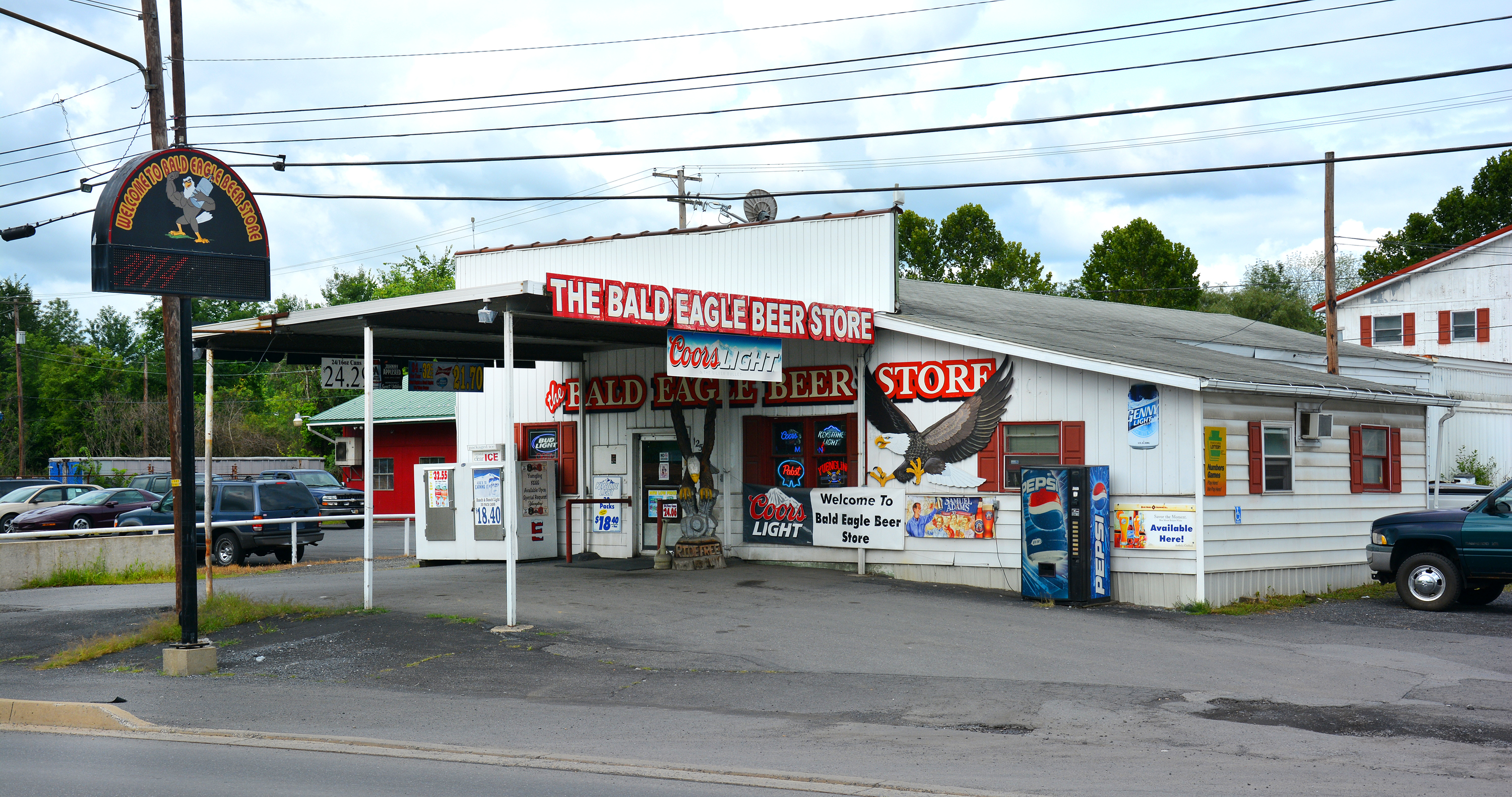 Adult shops lock haven pa
